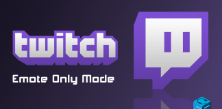 Twitch Emote Only Mode