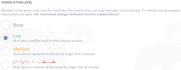 Discord Verification