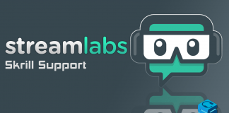 Streamlabs Skrill Support