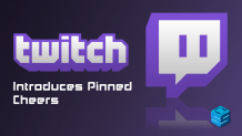 Twitch Adds Pinned Cheers