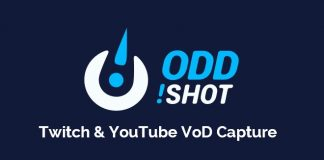 Oddshot YouTube Video Capture