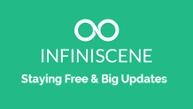 Infiniscene Staying Free