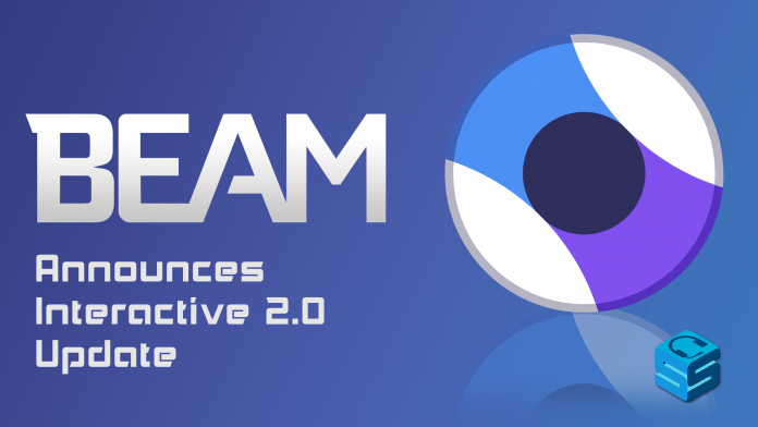 Beam Interactive Update