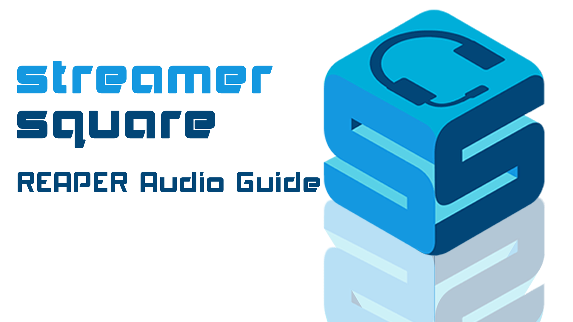 Guide to REAPER for Better Microphone Audio - StreamerSquare