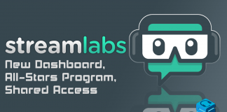 Streamlabs New Dashboard