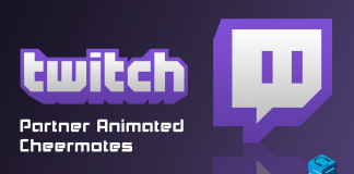 Twitch Partner Cheermotes