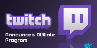 Twitch Announces Affiliate Program