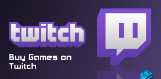 Twitch Buy Games