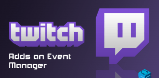 Twitch Event Manager News