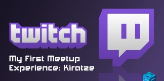 Twitch First Meetup Experience Kiratze