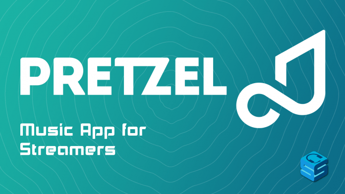 Pretzel Music App for Streamers