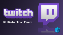 Twitch Affiliate Tax Form