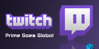 Twitch Prime Goes Global