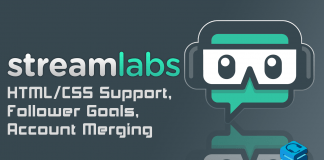 Streamlabs HTML-CSS Support Follower Goals Account Merging