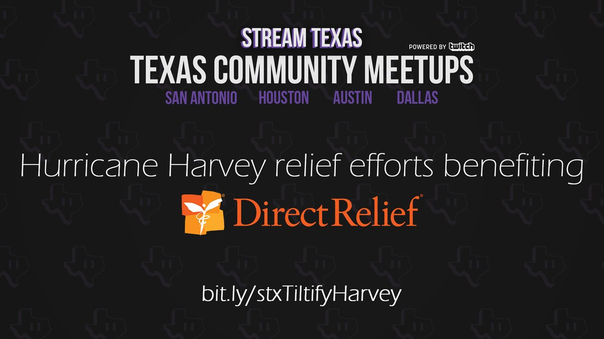 Stream Texas Harvey Relief