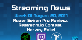 Streaming News Aug 20