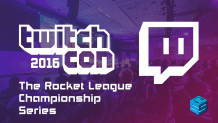 The Rocket League Championship Series TwitchCon 2016