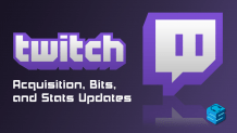 Twitch Acquisitions Bits Stats