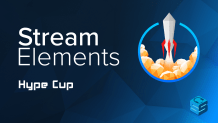 StreamElements Hype Cup