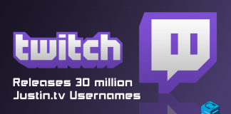 Twitch Releases Justin tv usernames