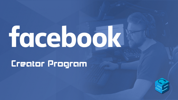 Facebook Creator Program