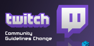 Twitch Community Guidelines Change