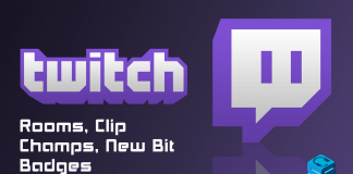 Twitch Rooms Clip Champs Bit Badges