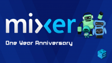 Mixer One Year Anniversary