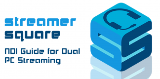 NDI Guide for Dual PC Streaming