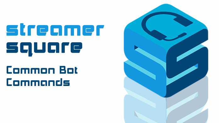 Common Bot Commands