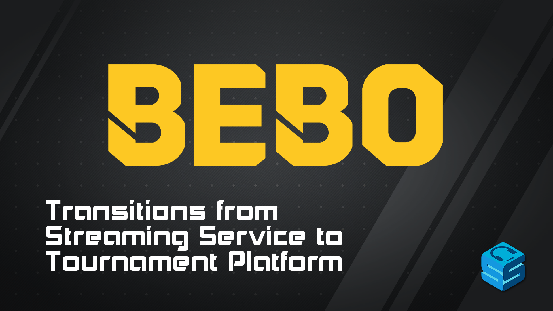 bebo transitions from streaming service to tournament platform