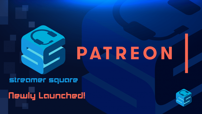 Newly Launched Patreon