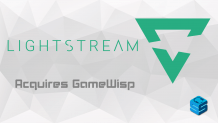 lightstream acquires gamewisp