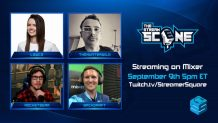 The Stream Scene: Streaming On Mixer with RocketBear and Backdraft