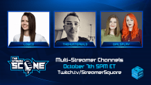 Multi-Streamer Channels - The Stream Scene