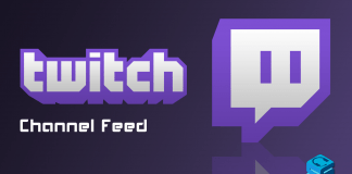 Twitch Channel Feed