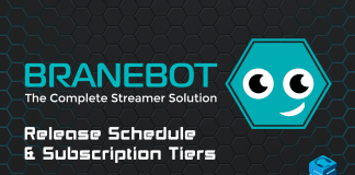 BraneBot Release Schedule Subscription Tiers