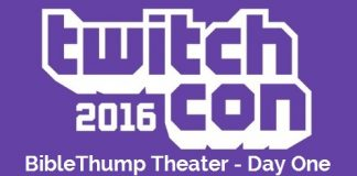 BibleThump Theater TwitchCon 2016