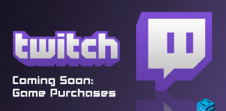 Twitch Game Purchases Coming Soon