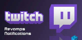 Twitch Revamps Notifications