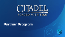 Citadel Forged with Fire Partner Program
