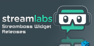 Streamlabs Streamboss Widget