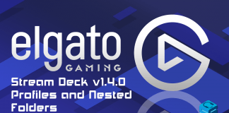 Elgato Stream Deck 1.4.0 Nested Folders