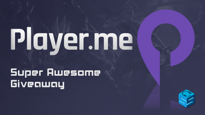 Player.me Super Awesome Giveaway