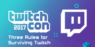 Three rules for surviving Twitch TwitchCon 2017