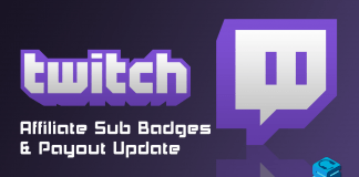 Twitch Affiliate Sub Badges Payout