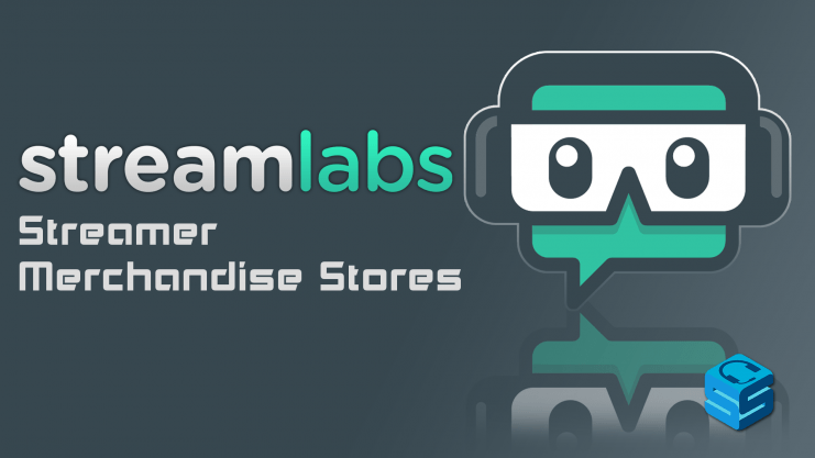 Streamlabs Streamer Merch Stores