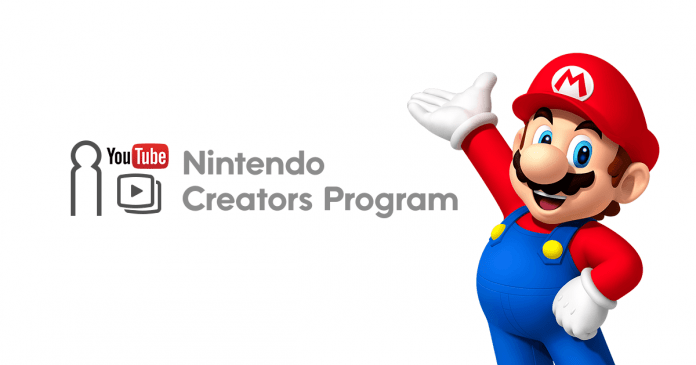 Nintendo Lifting Restrictions on Creators Program